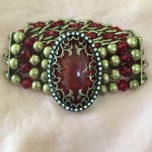 Jewelry - 2️⃣for💲2️⃣0️⃣Beautiful Red Bracelet